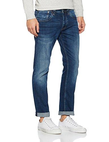 Pepe Jeans Cane, Jeans Uomo Blu (Denim Q69)