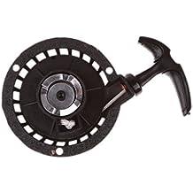 Tirón de Aluminio de Arranque de Retroceso de Inicio para 49cc 47cc Moto Mini Bolsillo Bici ATV Negro