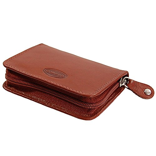 7e99426a3b5ec ... Börse Münzbörse Gobago grün Leder Reißverschluss Geldbeutel Minibörse  Kleine Rot Portemonnaie Geldbörse Branco wx8Uzaqw ...