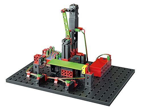 fischertechnik - 540586 ROBOTICS BT Smart Beginner Set, Konstruktionsbaukasten