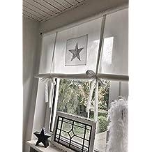 Personalisierter Vorhang I Happy Together I Vorhang Landhaus I