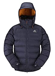 Mountain Equipment Herren Lightline Jacke, Navy, M