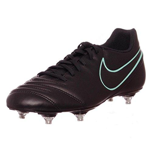 Nike Tiempo Rio Iii Sg, Scarpe da Calcio Uomo Nero