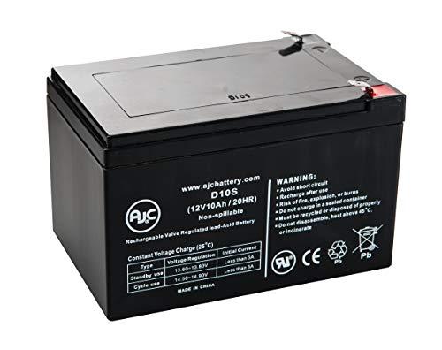 Batterie Sonnenschein A412 8.5 SR 12V 10Ah Lampe de Secours - Ce Produit est Un Article de Remplacement de la Marque AJC®