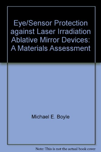 Eye/Sensor Protection against Laser Irradiation Ablative Mirror Devices: A Materials Assessment