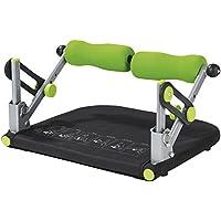 Preisvergleich für VITALmaxx 06030 Swingmaxx Fitnesstrainer Basic 5 in 1   Trainiert Bauch, Rücken, Beine & Arme   Platzsparend Verstaubar   Schwarz-Grün