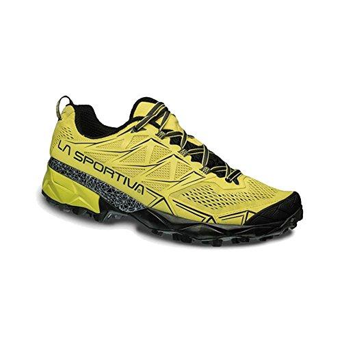 La Sportiva Akyra, Scarpe da Trail Running Uomo, Giallo (Butter 000), 43 EU