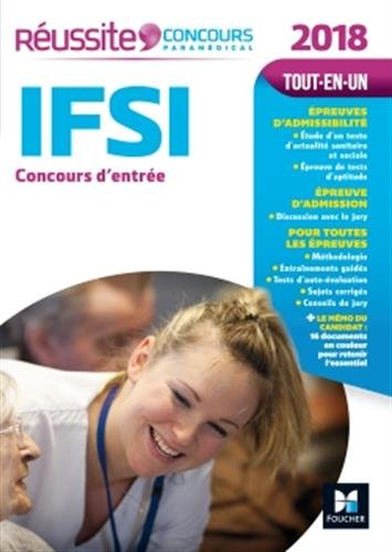 Russite Concours IFSI - Concours d'entre 2018 - N74