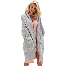 Gilet femme laine avec poches