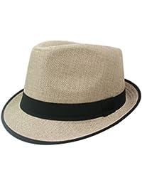 xuexian(TM Unisex El Sombrero de Plegable para del Sol Al Aire Libre  Sombrero de 7f00746598fb