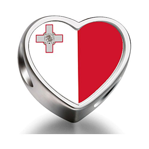 rarelove-sterling-silver-malta-flag-heart-photo-charm-beads