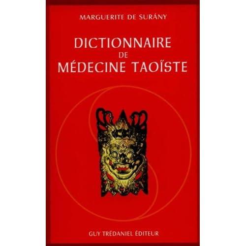 Dictionnaire de médecine taoïste