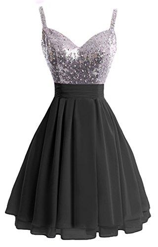 Bridal_Mall - Robe - Femme Noir - Noir