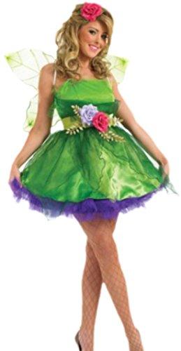 erdbeerloft - Damen Märchenfee Zauberprinzessin Kostüm, XL, ()