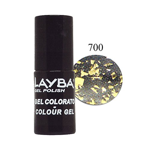 layla-layba-smalto-gel-polish-gold-flake-700