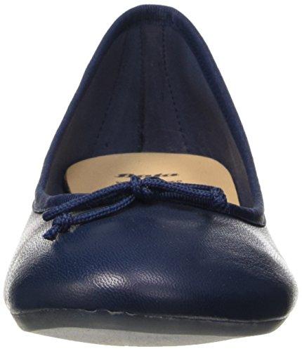BATA 5249144, Ballerines Femme Bleu