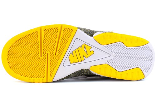 Basket Nike Air Tech Challenge - Ref. 630957-100 Blanc