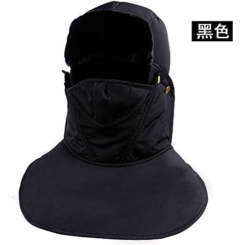 qwer Inverno tappi da Lei Feng uomini