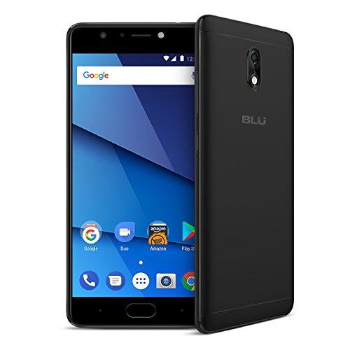 BLU LIFE ONE X3 - 4G LTE 5 5  Full HD Smartphone Libre - 32GB   3GB RAM y Bateria de 5000 mAh - Negro