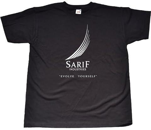 Sarif Industries T Shirt Extra Large