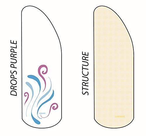 Leifheit - (Surtido en colore) Funda extragrande para tabla de planchar Dressfix