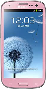 Samsung Galaxy S III i9300 Smartphone 16 GB (12,2 cm (4,8 Zoll) HD Super-AMOLED-Touchscreen, 8 Megapixel Kamera, Micro-SIM, Android 4.0) pink