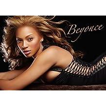 Beyonce Knowles–Lay Down Pose, con su nombre–Singer–Pop Star–diva- A4–Póster de impresión Art–Imagen