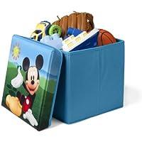 Preisvergleich für Delta Mickey Mouse faltbarer Sitzhocker (Blau)