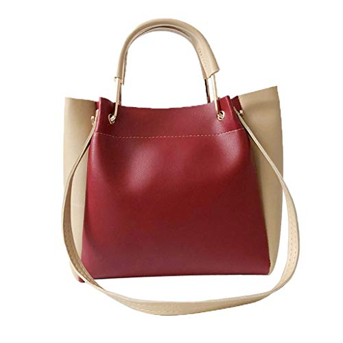 664b2d810 Rcool Bolsos para mujer Carteras de mano y clutches Shoppers y bolsos de  hombro para mujer