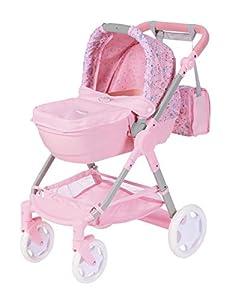 Zapf Creation 702789 Baby Annabell Roamer Pram - Parche batidor para bebé