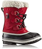 Sorel Yoot Pac Nylon Boots Children red/Black 2018