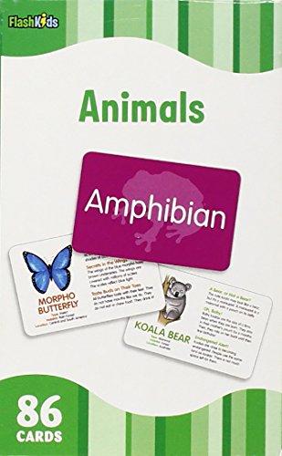 Animals (Flash Kids Flash Cards) por Flash Kids Editors