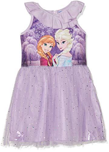 en Frozen Kleid, Violett (Purple 14-3612TC), 6 Jahre ()
