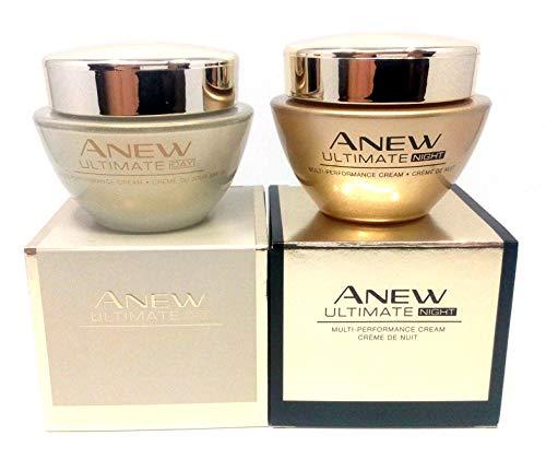 Avon Anew Ultimate Multi-Performance: Tagescreme + Nachtcreme im Set.