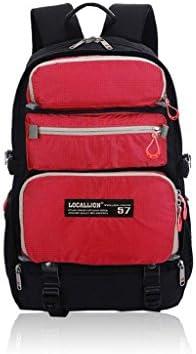 Backpack Power UK- Borsa per Computer Aziendale Multifunzionale Multifunzionale Multifunzionale (Coloreee   Rosso) | Ultima Tecnologia  | Reputazione affidabile  | Costi medi  | Vendita Calda  | una grande varietà  | comfort  29a28f