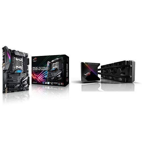 ASUS ROG STRIX X299-XE GAMING LGA 2066 Intel X299 ATX + ROG RYUJIN 360 Sistema per CPU All-In-One Liquid + ROG-THOR-1200P Unità di Alimentazione Platinum da 1200 W
