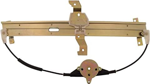 Dorman 740-666 Front Driver Side Replacement Power Window Regulator for Lincoln Town Car by Dorman