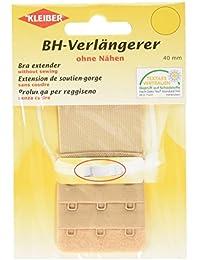 Kleiber 40 mm BH-Erweiterung mit drei Haken, Beige/hautfarben