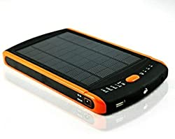 Solar, Solarpowerbank, Solar Powerbank, outdoor, Solarpanel, 23000mAh