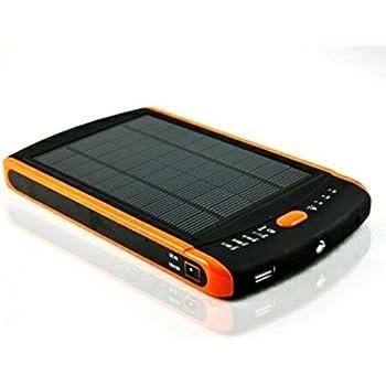 23000mah powerbank mit solar panel 5v 500ma 1 5a 16v 19v. Black Bedroom Furniture Sets. Home Design Ideas