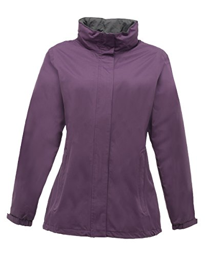 Regatta Standout - Blouson - Femme Magestic Purple/Seal Grey