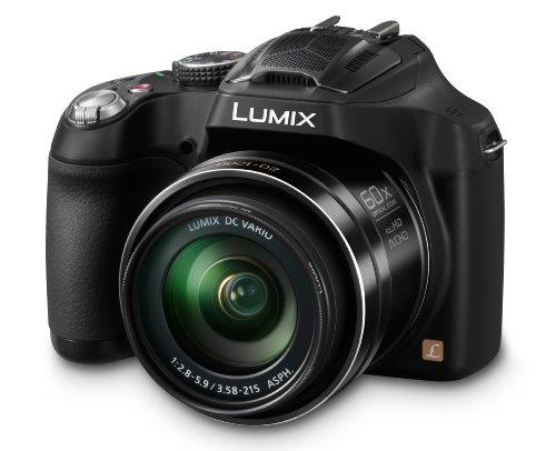 Panasonic Lumix DMC-FZ70K Point & Shoot Camera (Black)
