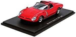 Spark - S0390 - Véhicule Miniature - Modèle À L'échelle - Bizzarrini 5300 Spyder - Echelle 1/43