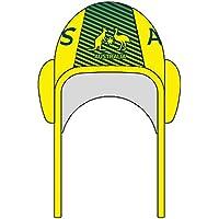 Bonnet water,polo Australie Unisexe pour Homme et Femme hockey subaquatique  rugby subaquatique \u2013 Bbosi