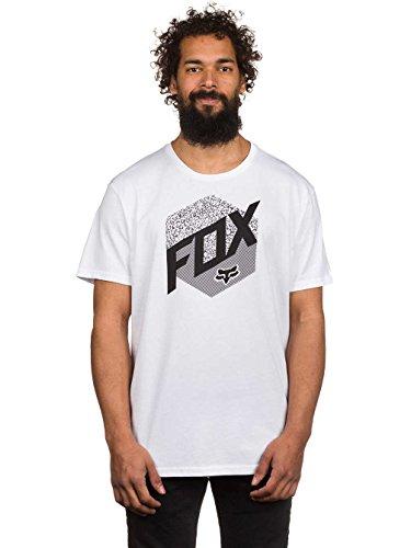 T-Shirt Fox Kast Optic Bianco (Xl , Bianco)