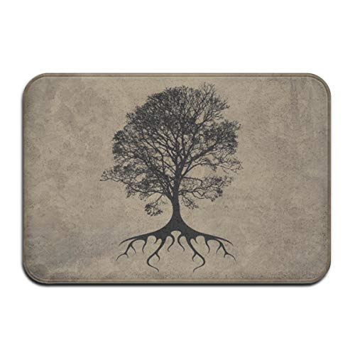 U are Friends Baum des Lebens 5119 matten Carpet fußmatte Bad küche rutschfeste innen Eingang 15,7