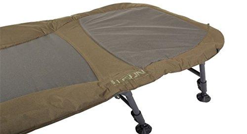 Nash H-Gun Bedchair - 4