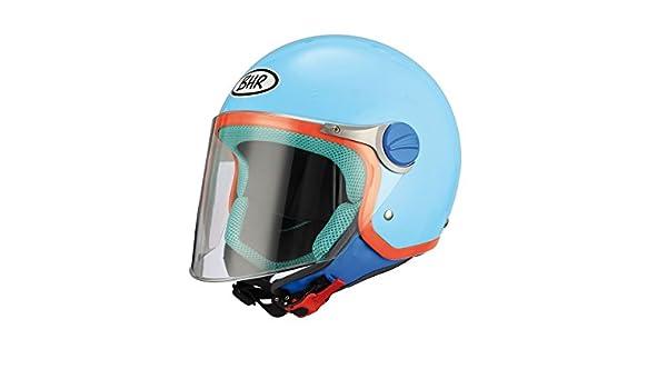 49-50cm Rosa M LS2 OF575J Kinder Wuby Open FACE Motorrad Helm Jethelme