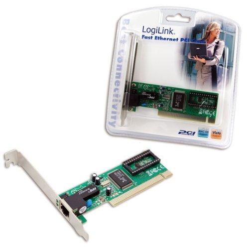 LogiLink Fast Ethernet PCI Netzwerkkarte