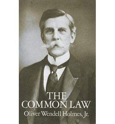 [{ The Common Law By Holmes, Oliver Wendell, Sr. ( Author ) Jul - 22- 1991 ( Paperback ) } ]